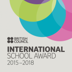 International School Award 2015-2018
